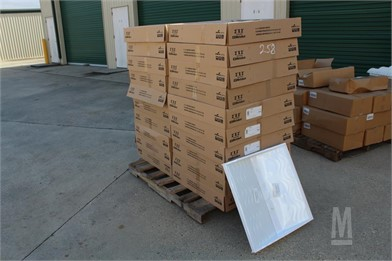 2X2 Pallet Of Parabolic Troffer Lights Other Auction Results