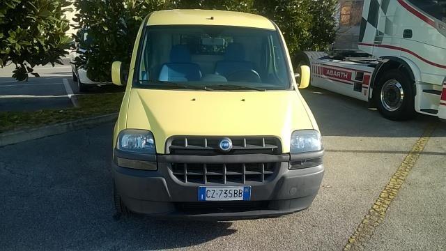 Fiat DOBLO Second-hand