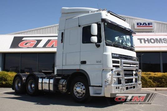 2013 DAF FTTXF105 Graham Thomson Motors - Trucks for Sale