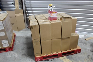 PALLET OF (55) 1 32 GAL CONTAINERS OF SEALE AIR Other