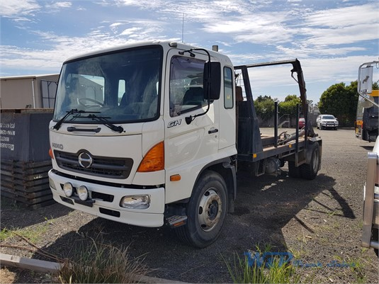 2005 Hino GH1J W & P Truck Sales - Trucks for Sale