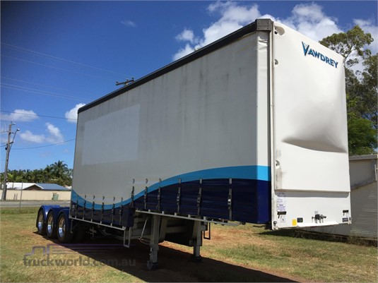 2015 Vawdrey other Trailers for Sale