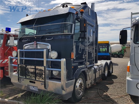 2004 Kenworth K104 W & P Truck Sales - Trucks for Sale