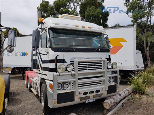2001 Freightliner Argosy W & P Truck Sales - Trucks for Sale
