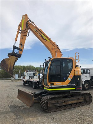 2015 Hyundai other - Heavy Machinery for Sale