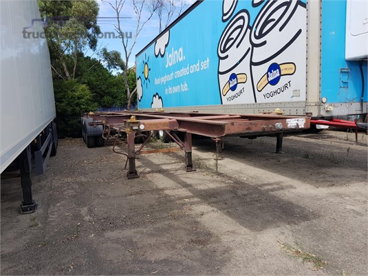 1997 Krueger other Trailers for Sale