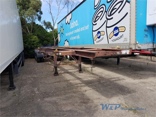 1997 Krueger other W & P Truck Sales - Trailers for Sale