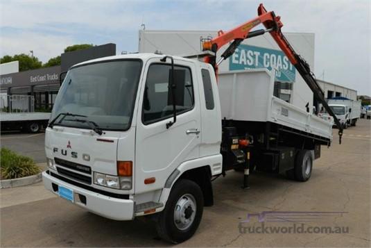 2007 Mitsubishi FK617 - Truckworld.com.au - Trucks for Sale