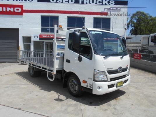 2014 Hino 300 Series 616 Auto - Trucks for Sale
