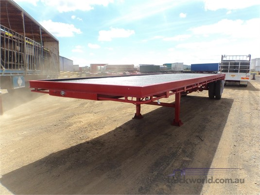 Freighter Flat Top Trailer - Trailers for Sale