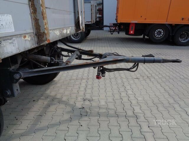 MEUSBURGER MPA2 7,3 M PRITSCHE BAUSTOFF VERZINKT