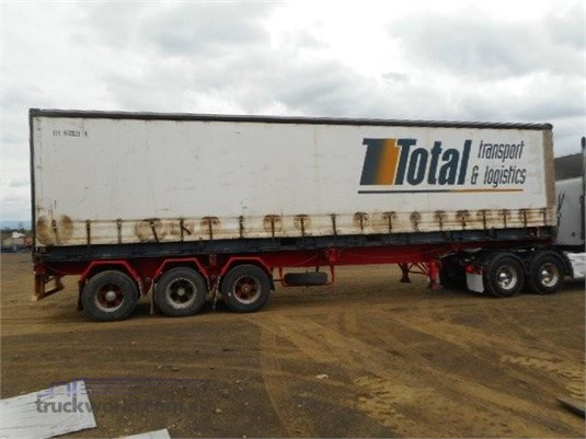 Maxi Cube Skeletal Trailer Western Traders 87 - Trailers for Sale