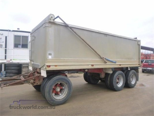 1998 Northern Trailers Tipper Trailer Western Traders 87 - Trailers for Sale