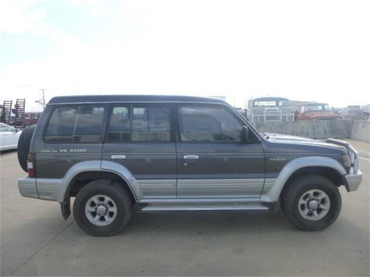 1995 Mitsubishi Pajero - Light Commercial for Sale