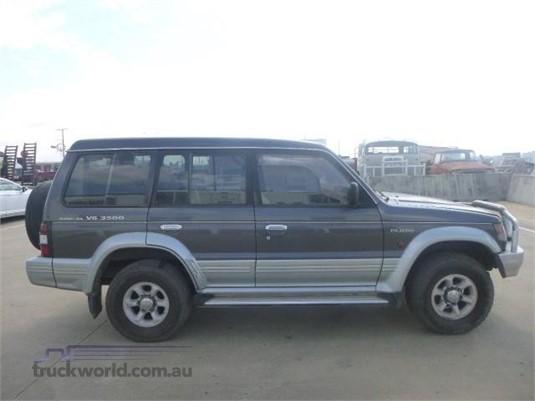 1995 Mitsubishi Pajero - Light Commercial for Sale