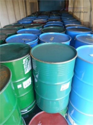 0 Drums 44 gallon Western Traders 87 - Parts & Accessories for Sale