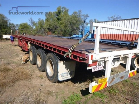 1978 Freighter Flat Top Trailer Trailers for Sale
