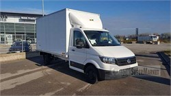 VOLKSWAGEN CRAFTER  used
