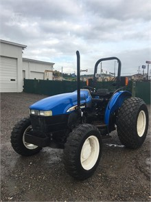 NEW HOLLAND TN75 Auction Results - 125 Listings