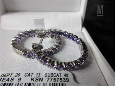98b688356 Sterling Silver Earrings Fine Jewellery Jewellery Auction Results ...