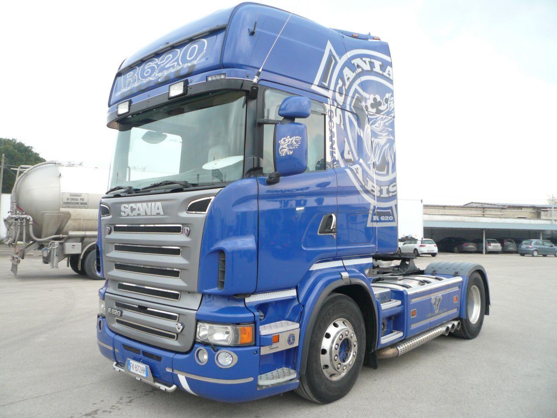 Scania R620 Usato