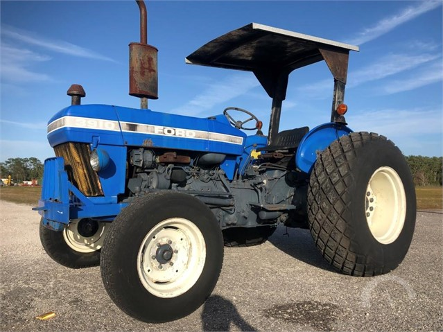 Lot 2913 Ford 3910