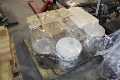 Pallet Of Shims Paint & Cooler Other Auction Results - 1
