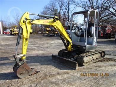 WACKER NEUSON Mini (Up To 12,000 Lbs) Excavators Auction Results - 4