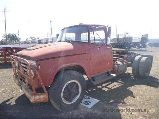 1962 Dodge AT4 660 Trucks for Sale