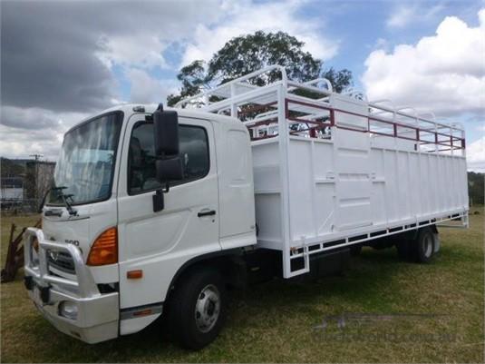 2010 Hino FD1J Trucks for Sale