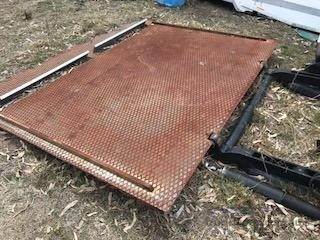 0 Tieman Tailgate Loader Western Traders 87 - Parts & Accessories for Sale