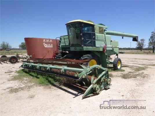 International 7720 Western Traders 87 - Farm Machinery for Sale