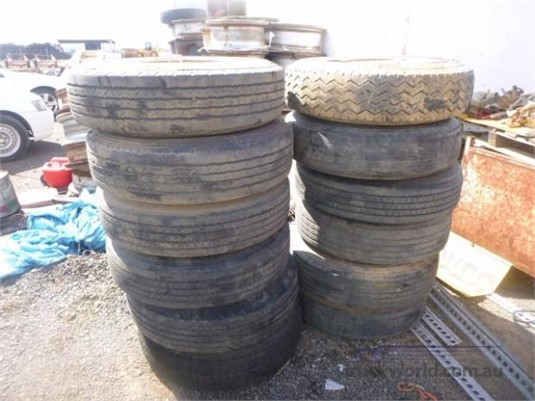 Unknown Tyres and Rims - Parts & Accessories for Sale