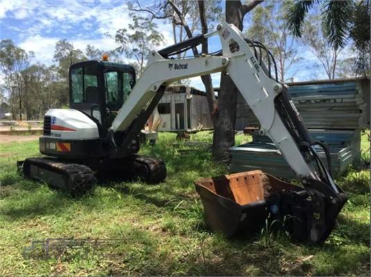 2015 Bobcat E50 - Heavy Machinery for Sale