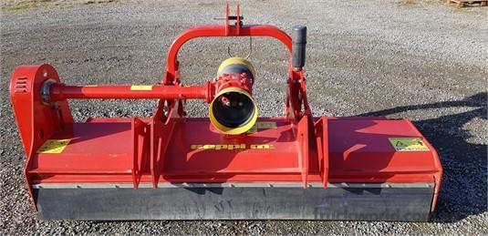 2014 Seppi OLS REV CF 225 Farm Machinery for Sale