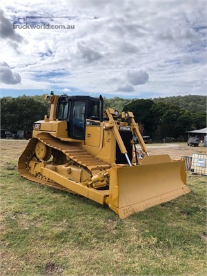 2011 Caterpillar D6T LGP - Heavy Machinery for Sale