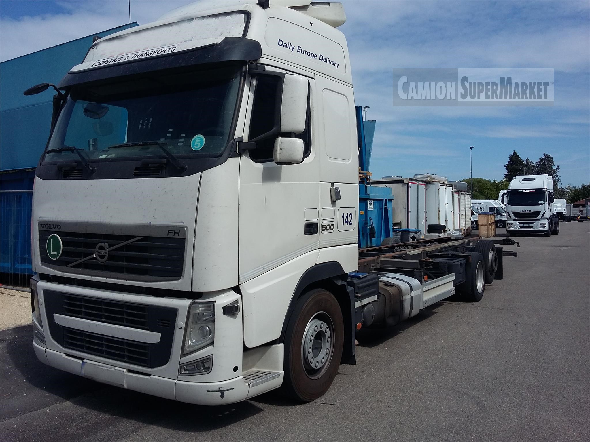 Volvo FH12.500 #Used