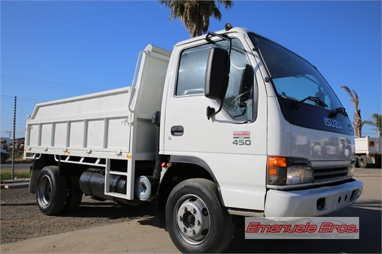 2005 Isuzu NQR 450 Emanuele Bros Isuzu & Iveco Trucks - Trucks for Sale