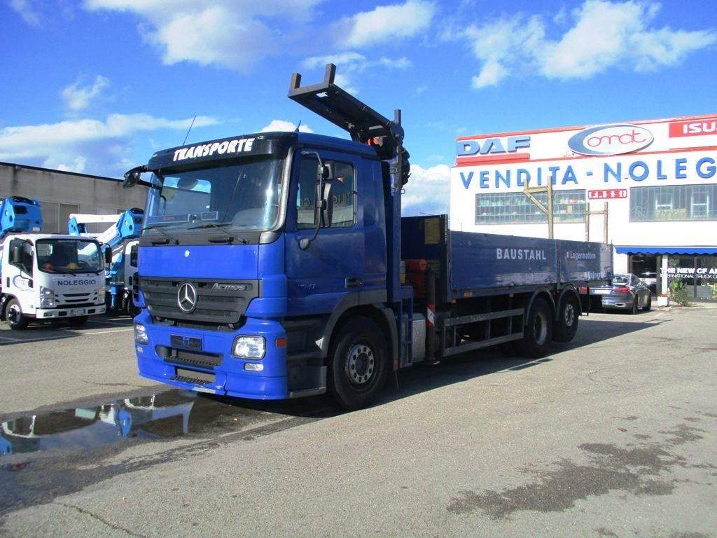 Mercedes-Benz AXOR 2540 #Used