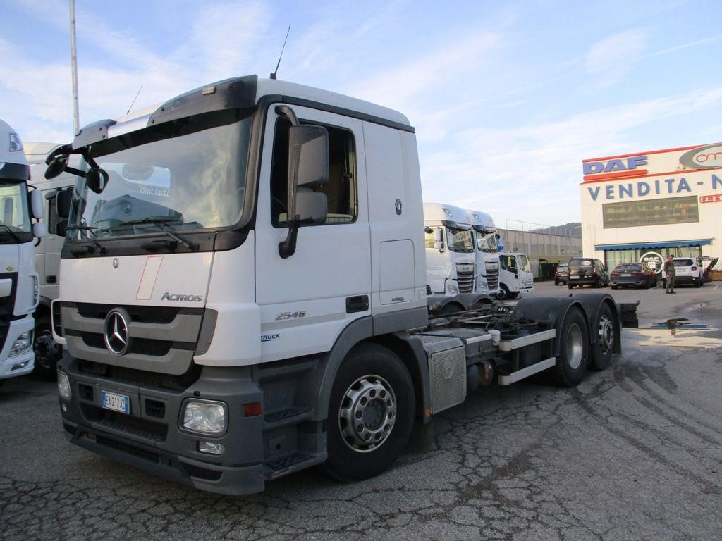 Mercedes-Benz ACTROS 2541 #Used