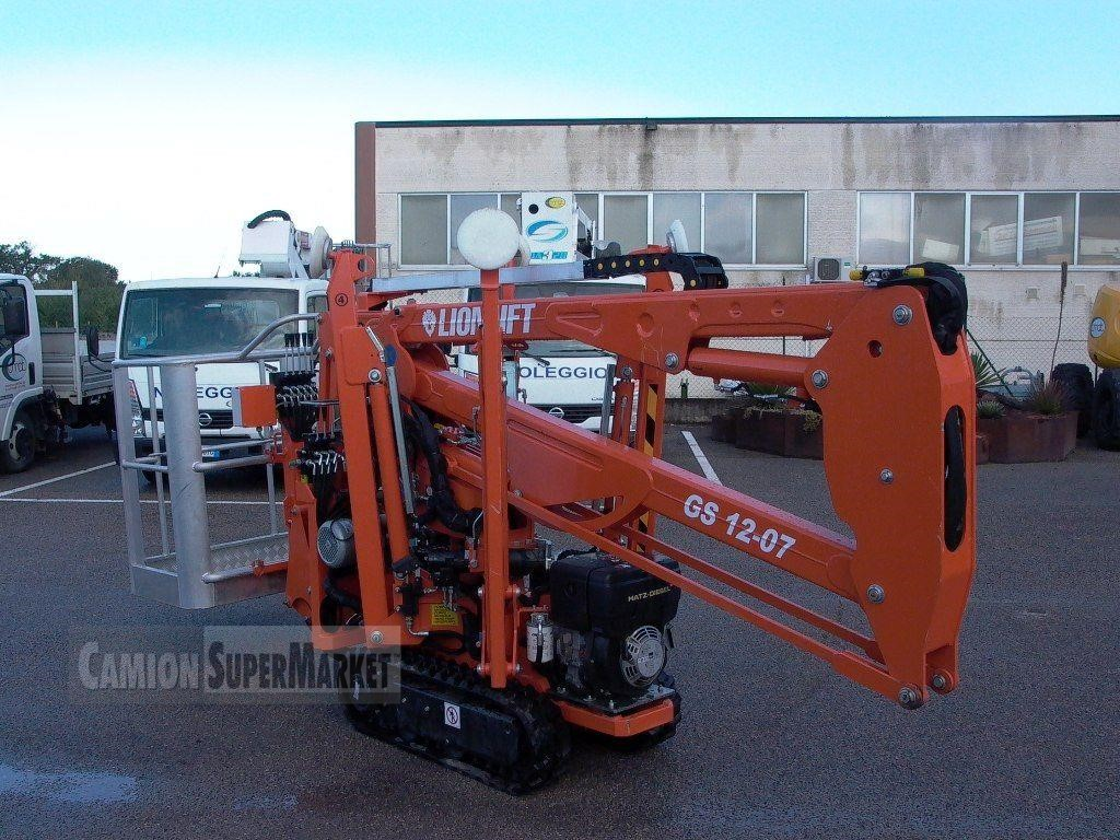 LIONLIFT GS12-07 used 2008
