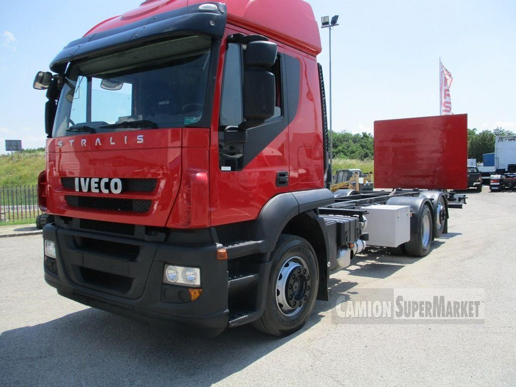 Iveco STRALIS 420 used 2012