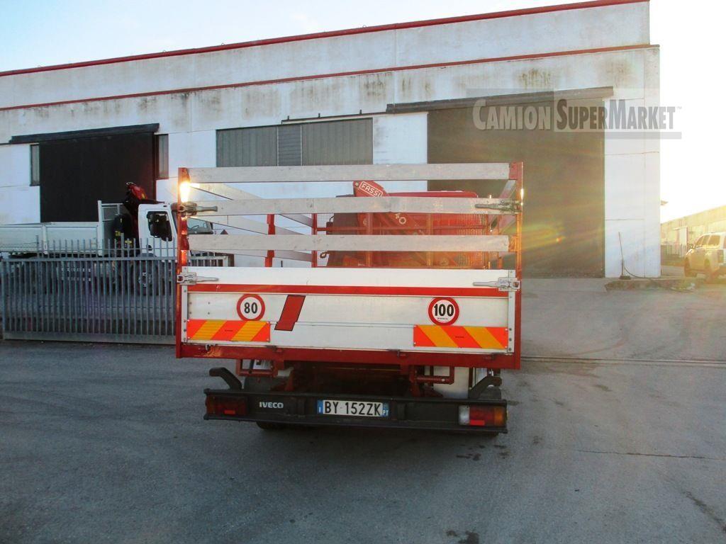 Iveco EUROCARGO 75E17 used 2002