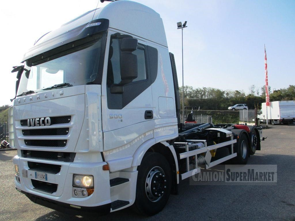 Iveco STRALIS 500 used 2013 Toscana