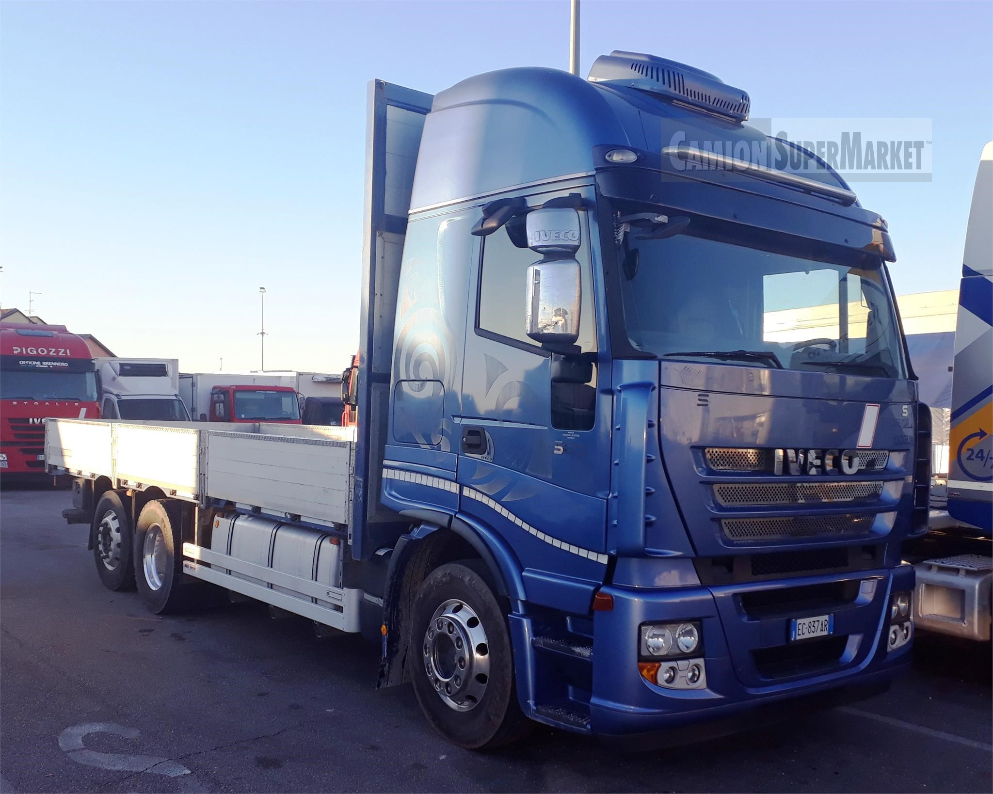 Iveco STRALIS 560 #Used