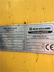 NEW HOLLAND Plant Equipment For Sale - 186 Listings   MarketBook.com on