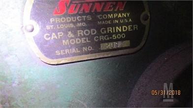 Sunnen Automotive Shop / Warehouse Auction Results - 2 Listings