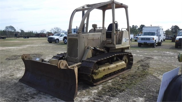 CAT D3B For Sale In Newton, Alabama