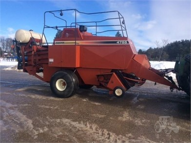 HESSTON 4755 For Sale - 21 Listings   TractorHouse com - Page 1 of 1