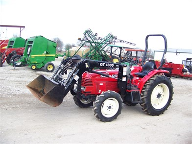 BRANSON 40 HP To 99 HP Tractors Auction Results - 9 Listings